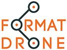 Logo format drone