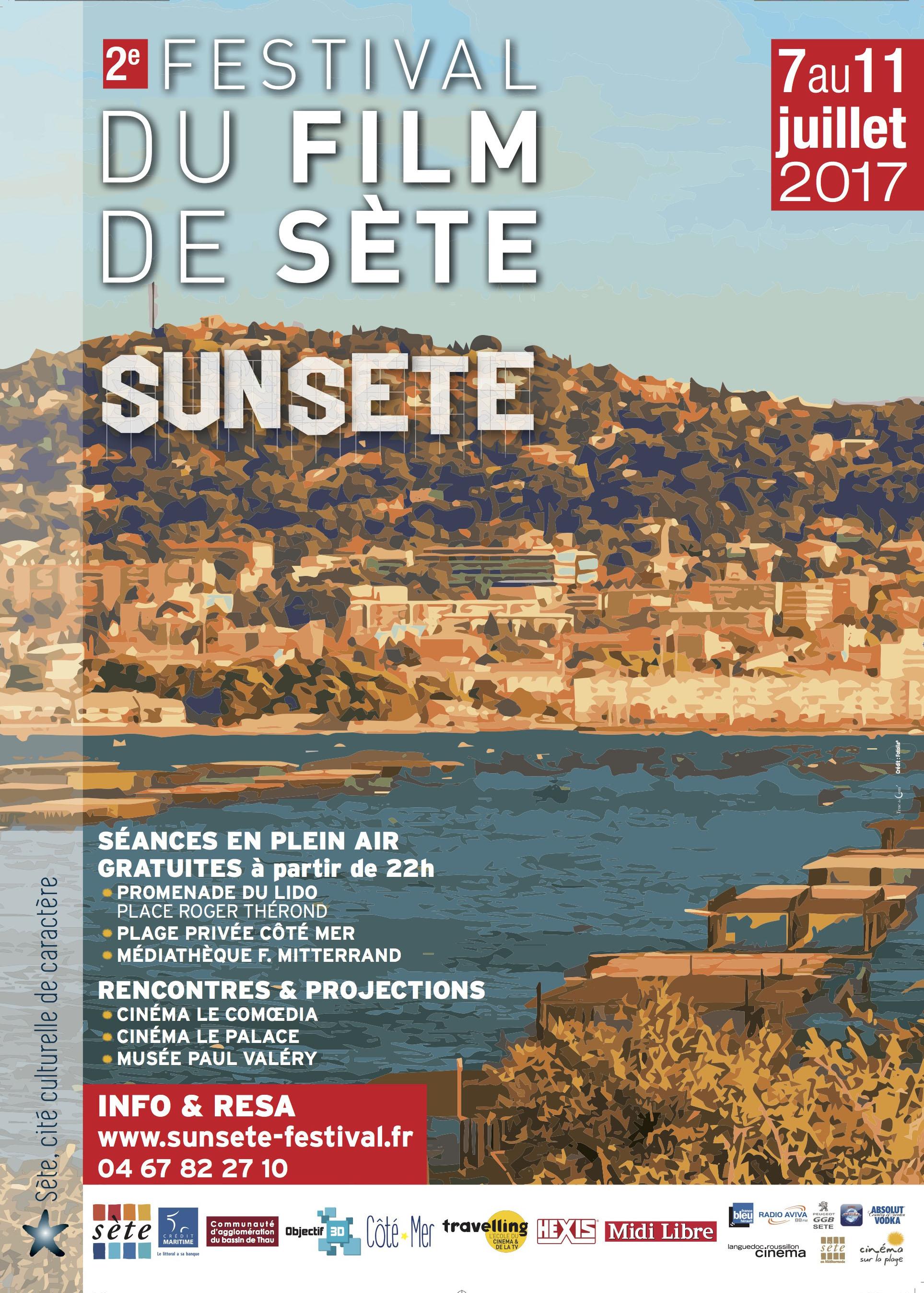 affiche sunsète festival 2016