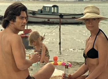 Ciné-plage – César et Rosalie